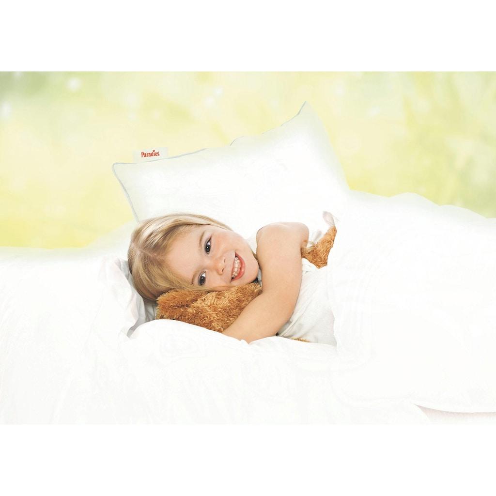 Paradies Kindermatratze »Maja«, (1 St.), Größe: 70x140 cm, für ruhiges Schlafen