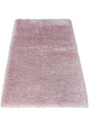 Hochflor - Teppich, »Airis«, Bruno Banani, rechteckig, Höhe 65 mm, maschinell getuftet kaufen