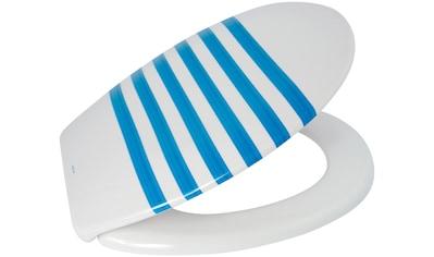 MSV WC-Sitz »DEAUVILLE«, Duroplast, mit Softclose kaufen