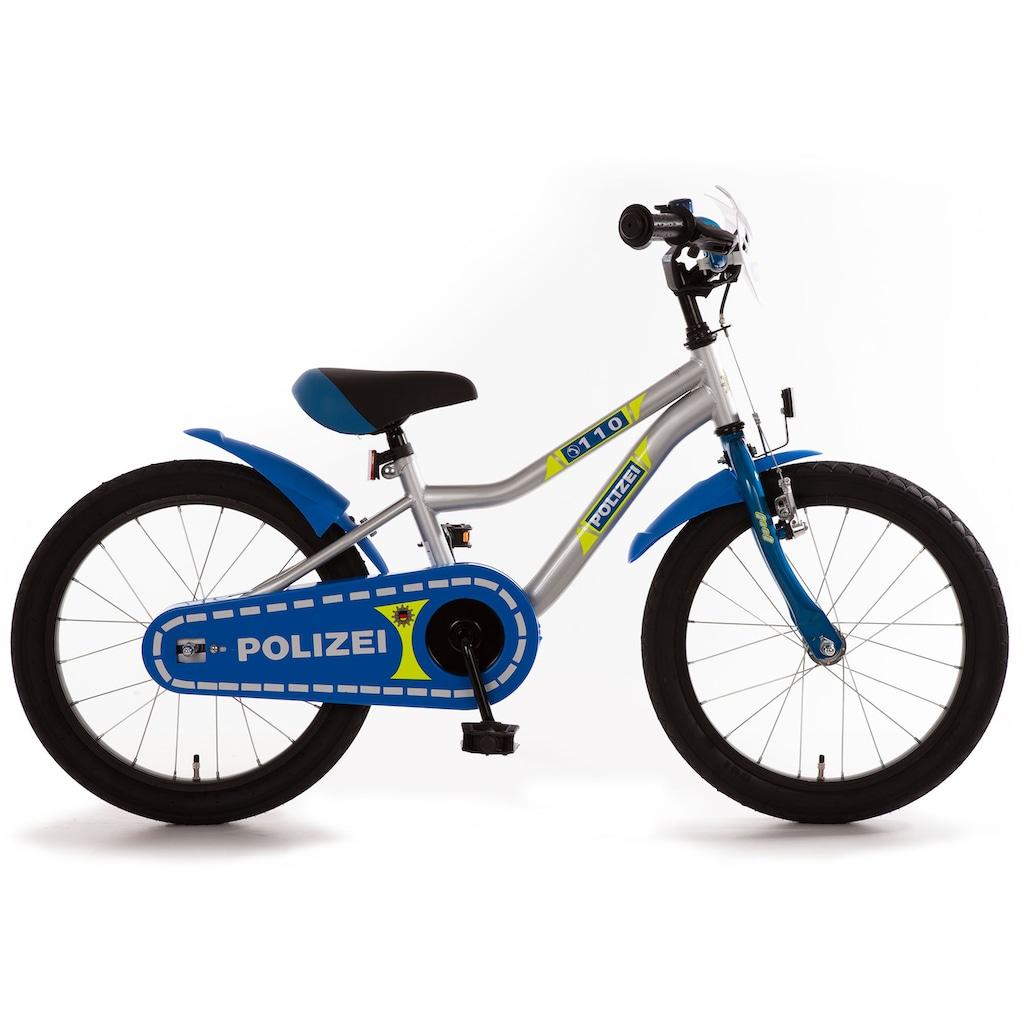 Bachtenkirch Kinderfahrrad »Polizei K«