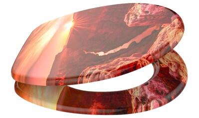 SANILO WC - Sitz »Grand Canyon«, mit Absenkautomatik kaufen