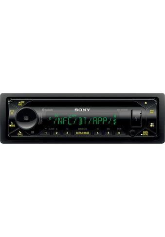 Sony »MEXN5300BTEUR« Autoradio (AM - Tuner,FM - Tuner, 55 Watt) kaufen