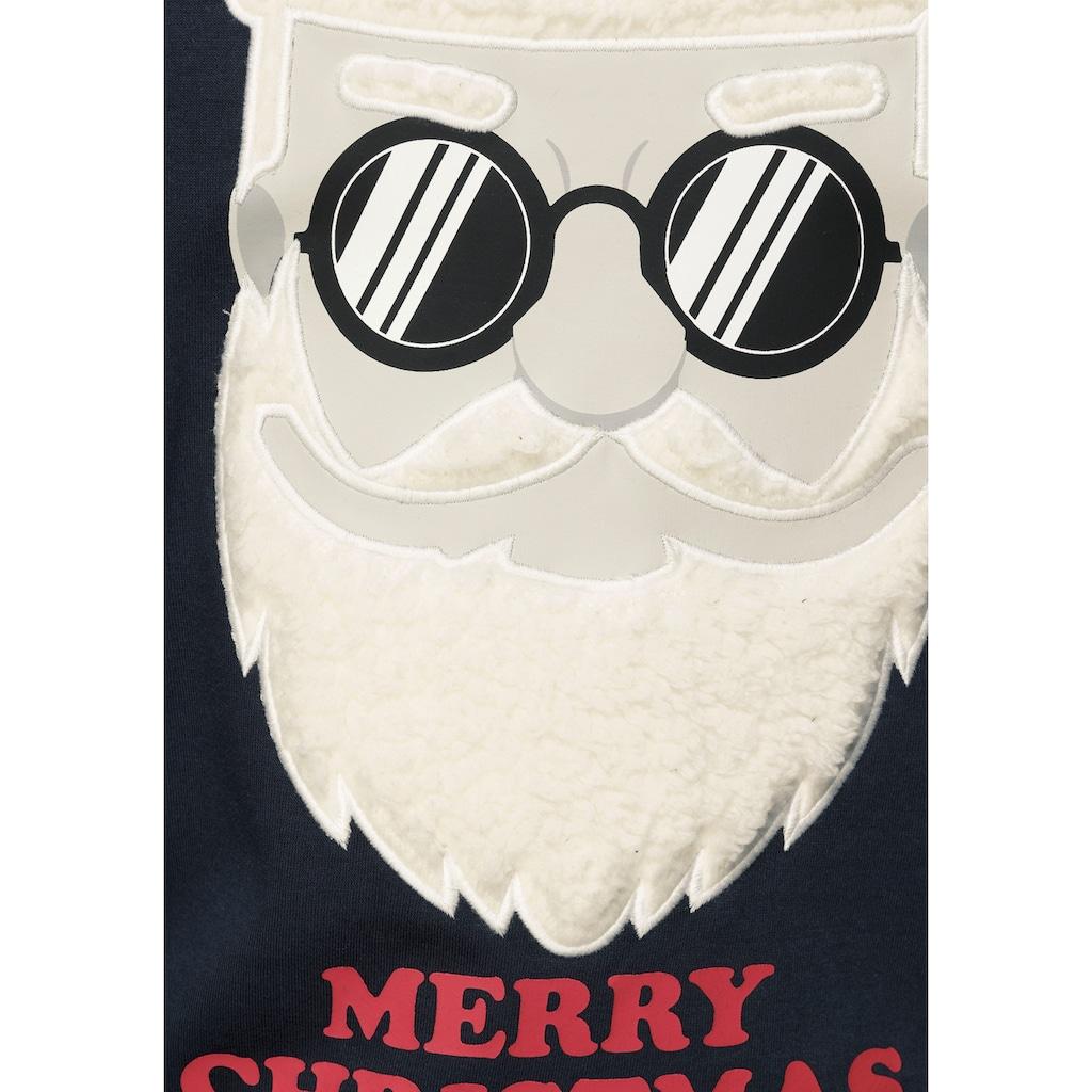 Jack & Jones Sweatshirt »Xmas Sweat - SNOWFALL SWEAT«