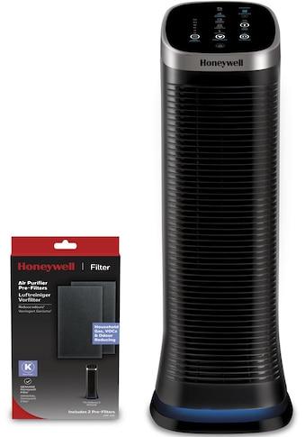 Honeywell Luftreiniger »AirGenius 5 HFD323E2«, Patentierte & waschbare Filter kaufen