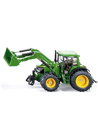 """Siku Spielzeug - Traktor """"SIKU Farmer, John Deere mit Frontlader"""" kaufen"""