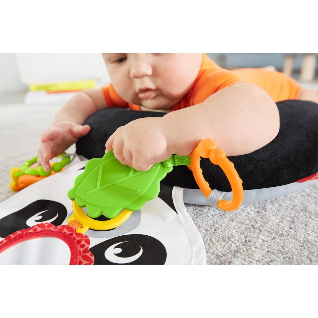 Fisher-Price® Baby Gym »Panda-Spielkissen Bauchlage«