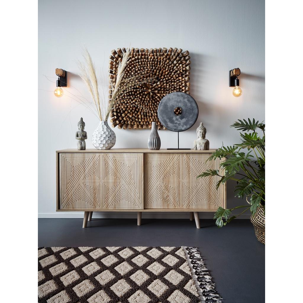 SIT Holzbild »Romanteaka«, aus Treibholz, Shabby Chic, Vintage