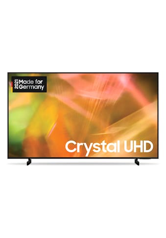 """Samsung LED-Fernseher »GU65AU8079U«, 163 cm/65 """", 4K Ultra HD, Smart-TV kaufen"""