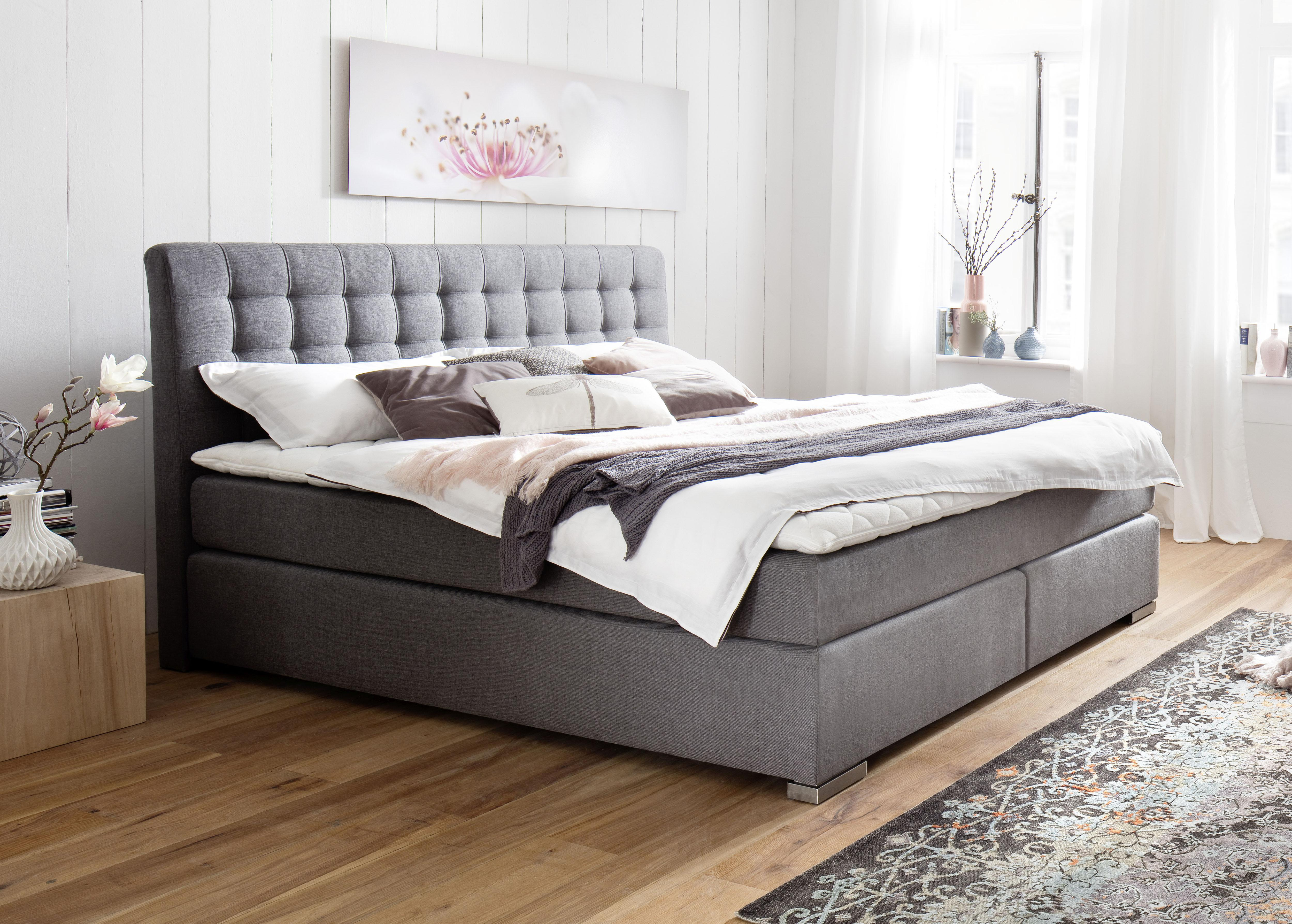 meise m bel boxspringbett auf rechnung bestellen. Black Bedroom Furniture Sets. Home Design Ideas