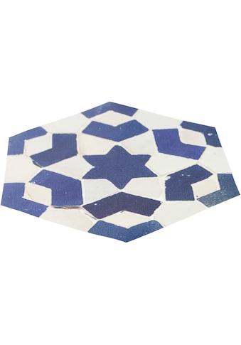 MySpotti Duscheinlage »Klebefliese stepon Enrico, Hexagon«, antirutsch kaufen