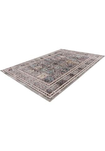 Obsession Teppich »Isfahan 742«, rechteckig, 11 mm Höhe, Orient-Optik, Wohnzimmer kaufen