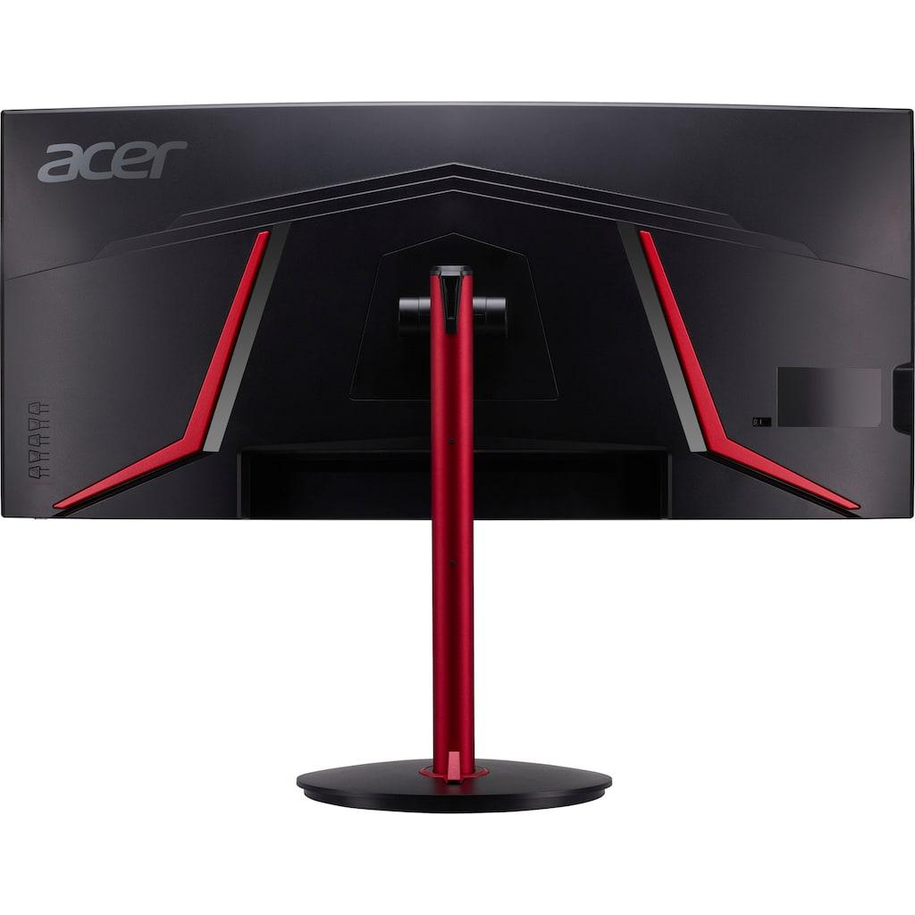 "Acer Gaming-Monitor »XZ342CU«, 86,4 cm/34 "", 3440 x 1440 px, UWQHD, 1 ms Reaktionszeit, 144 Hz"
