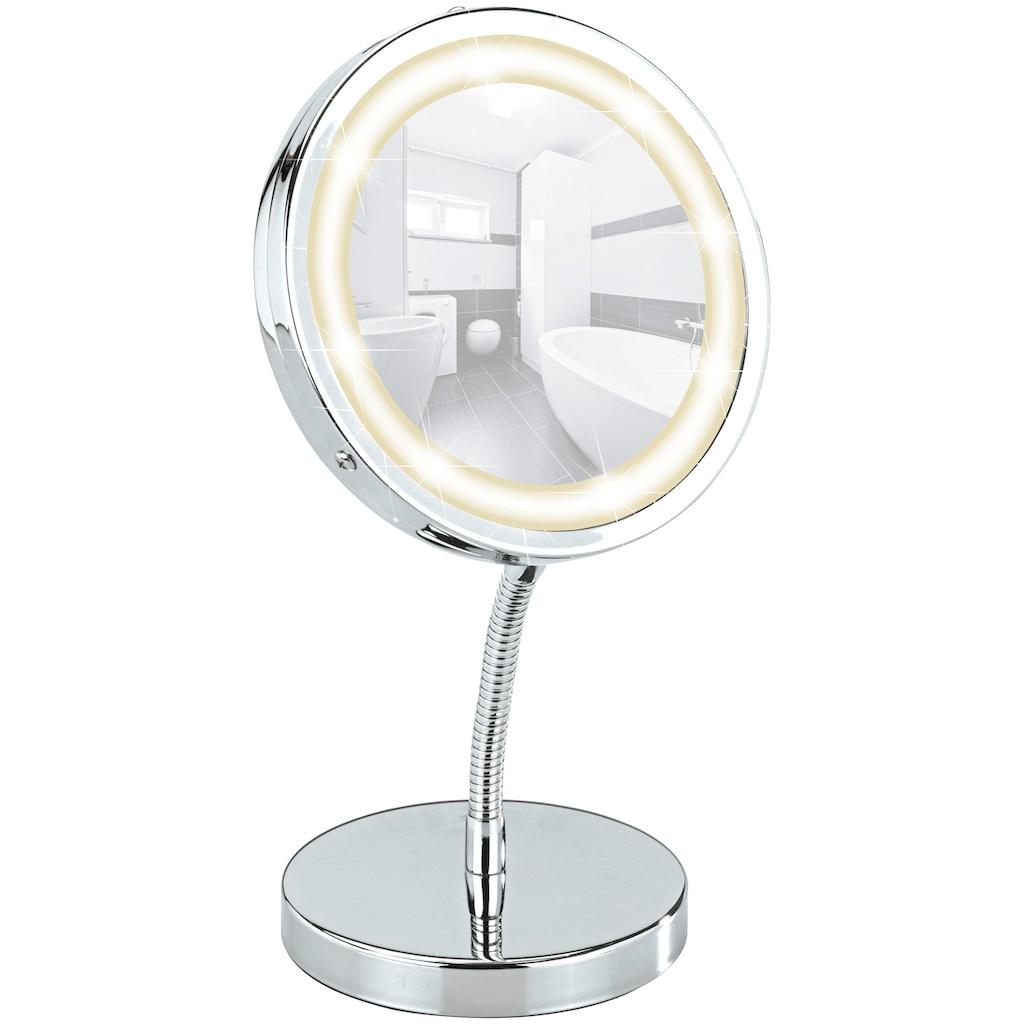 WENKO Kosmetikspiegel »Brolo«, 300% vergrößernde Spiegelfläche