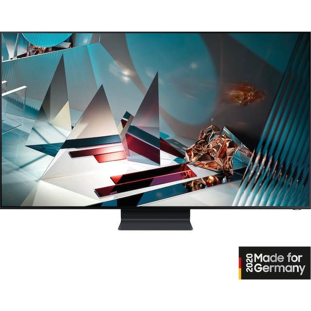 Samsung GQ82Q800T QLED-Fernseher (207 cm / (82 Zoll), 8K, Smart-TV