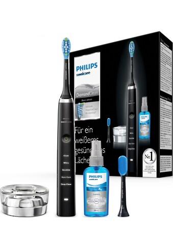 Philips Sonicare Schallzahnbürste HX9355/86 Diamond Clean Neue Generation, Aufsteckbürsten: 2 Stk. kaufen