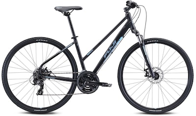FUJI Bikes Fitnessbike »Traverse 1.7 ST«, 21 Gang, Shimano, Tourney Schaltwerk,... kaufen