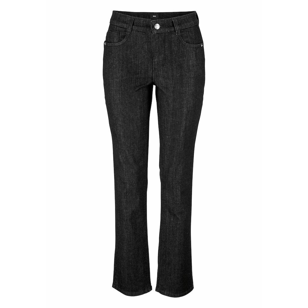 MAC 5-Pocket-Jeans »Melanie Stitch«