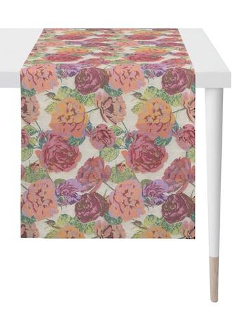 APELT Tischläufer »1553 Summergarden«, (1 St.), Gobelingewebe kaufen