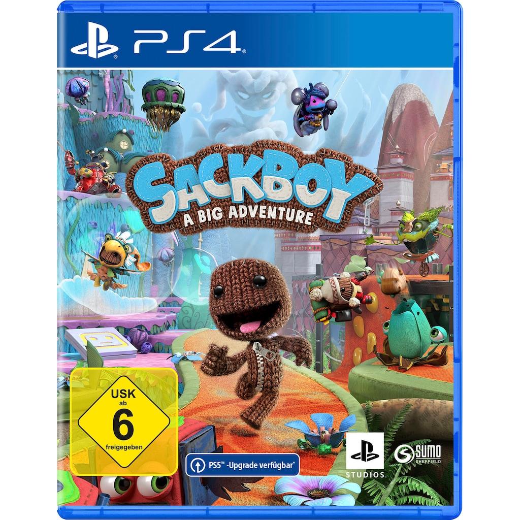 Sackboy: A Big Adventure PlayStation 4