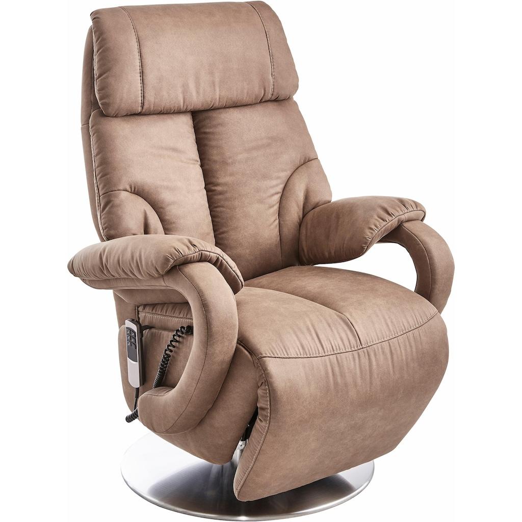 Places of Style TV-Sessel »Gisborne«, in Größe S, wahlweise mit Motor und Aufstehhilfe