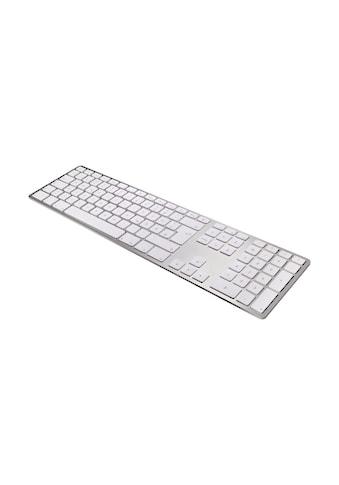 matias Tastatur dt. für Mac OS mit Multi-Connect Funktionalität »Aluminum Wireless« kaufen