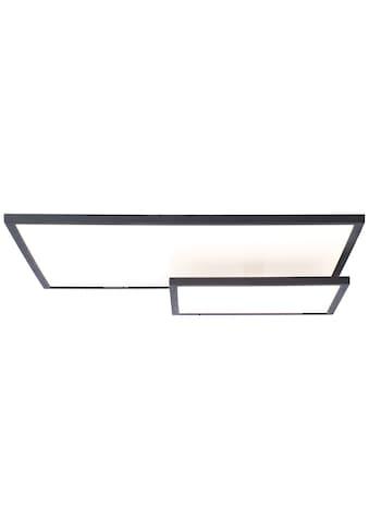 Brilliant Leuchten Bility LED Deckenaufbau-Paneel 62x47cm schwarz/weiß easyDim kaufen