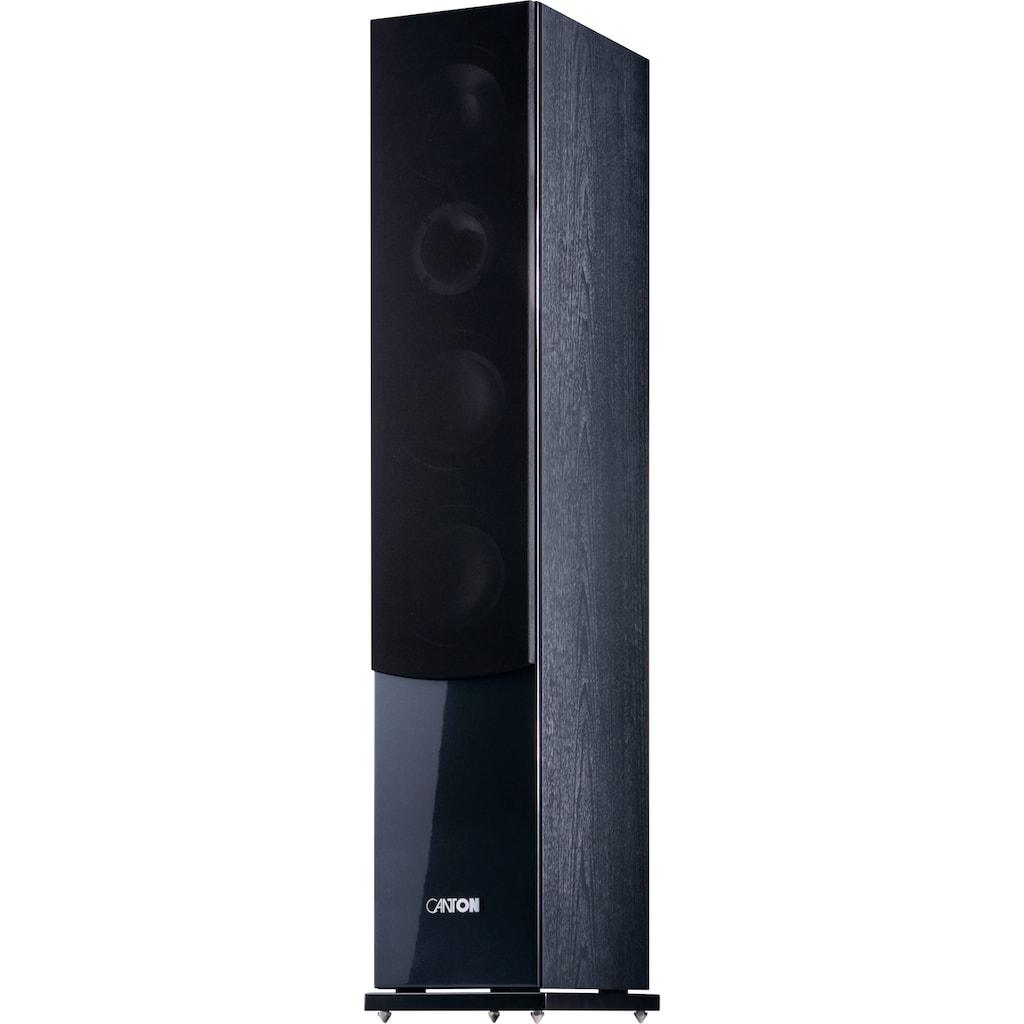 CANTON Stand-Lautsprecher »Chrono 509.2 DC ein«, 1 Stück
