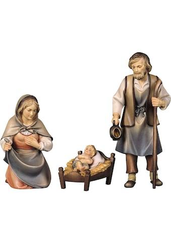 ULPE WOODART Krippenfigur »Hl. Familie« (Set, 3 Stück) kaufen