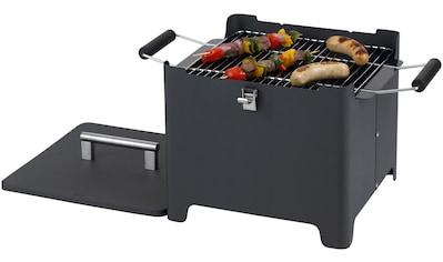 Tepro Holzkohlegrill »Chill&Grill Cube«, BxTxH: 54x36x35 cm kaufen