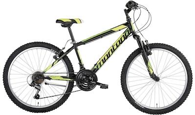 """Montana Fahrräder Mountainbike »ESCAPE 24""""«, 18 Gang, Shimano, TY-21 Schaltwerk,... kaufen"""