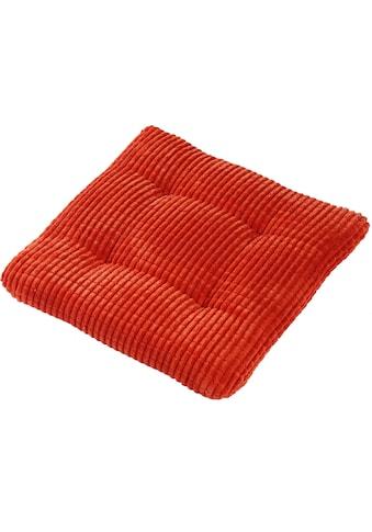 Dohle&Menk Sitzkissen »Mechthild«, mit Steppung kaufen