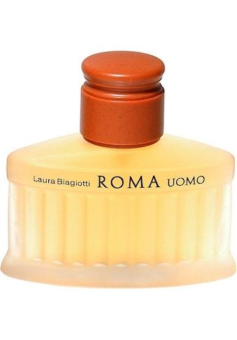 "Laura Biagiotti Eau de Toilette ""Roma Uomo"" kaufen"