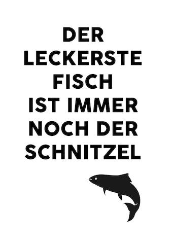 queence Wanddekoobjekt »Fisch« kaufen