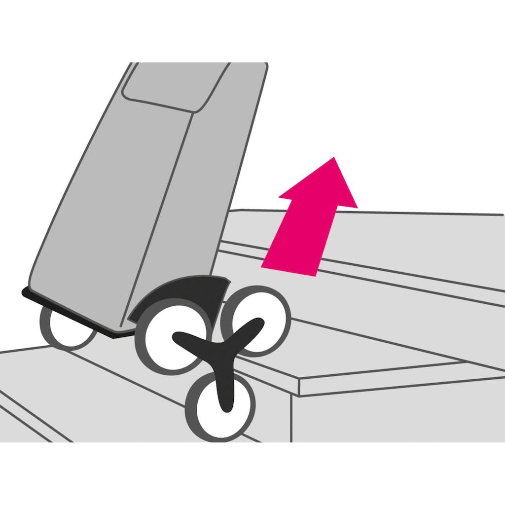 Gimi Einkaufstrolley »gimi Tris«, mit 3-Rollen-System für leichtes Treppensteigen
