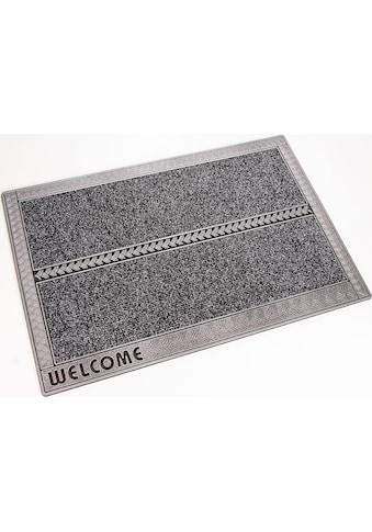 CarFashion Fußmatte »SE Clean Palace«, rechteckig, 8 mm Höhe, Schmutzfangmatte, In-... kaufen
