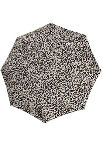 Knirps® Taschenregenschirm »A.050 Medium Manual. jaguar« kaufen