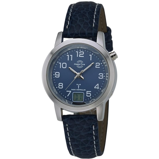 MASTER TIME Funkuhr »MTLA-10490-32L«