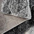 Sehrazat Hochflor-Teppich »Bahama 8815«, rechteckig, 30 mm Höhe, Hoch-Tief-Struktur, Wohnzimmer