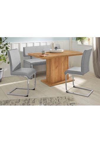 Sitzbank »Charissa«, mit Lehne, Breite 140, 160 oder 180 cm kaufen