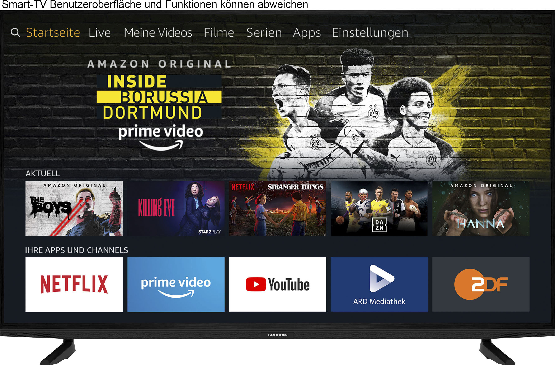 Grundig LED-Fernseher 49 VOE 82 Fire TV Edition TPY000 , 123 cm 49 , 4K Ultra HD, Smart-TV