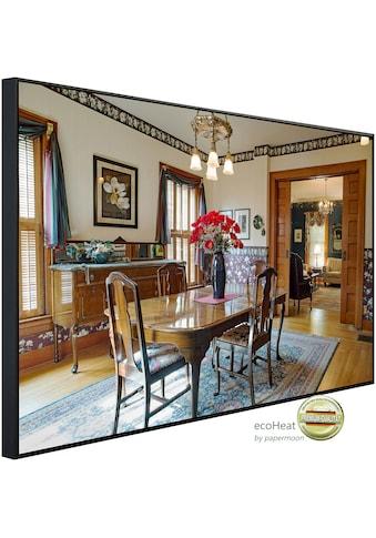 Papermoon Infrarotheizung »Viktorianisches Esszimmer«, sehr angenehme Strahlungswärme kaufen