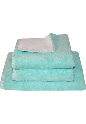 Dyckhoff Handtuch Set »Cool Mint Doubleface« kaufen