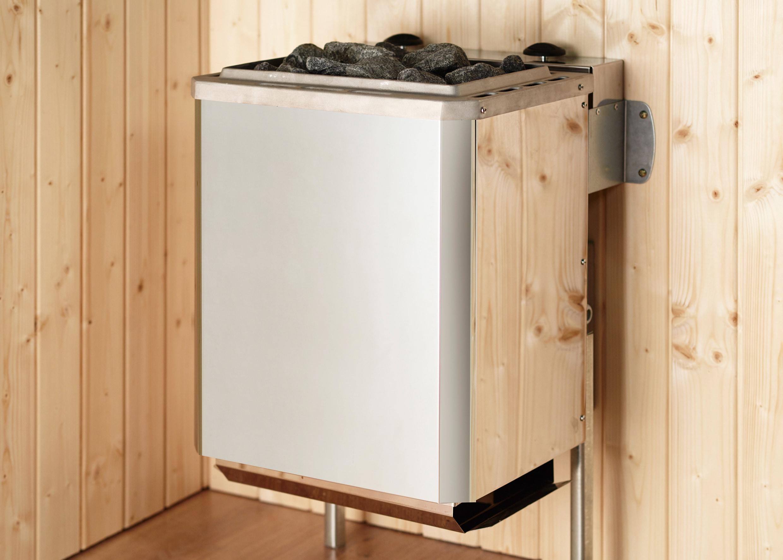 WEKA Saunaofen »Kompakt«, 9 kW, integrierte Steuerung | Bad > Sauna & Zubehör > Saunaöfen | WEKA