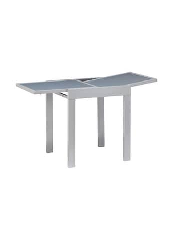 MERXX Gartentisch »Lima«, Aluminium, ausziehbar, 130x65 cm kaufen