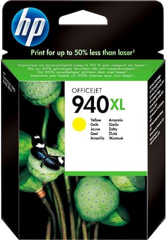 HP »hp 940XL Original Gelb« Tintenpatrone (1 - tlg.) kaufen
