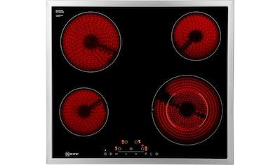 NEFF Elektro-Kochfeld von SCHOTT CERAN® »T16BD56N0«, T16BD56N0, mit... kaufen