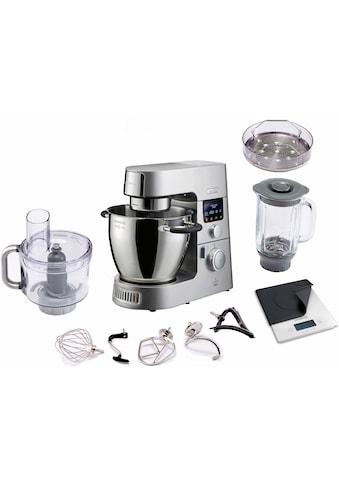 KENWOOD Küchenmaschine mit Kochfunktion Cooking Chef Gourmet KCC9060S/KCC9061S mit digitaler Küchenwaage, 1500 Watt, Schüssel 6,7 Liter kaufen