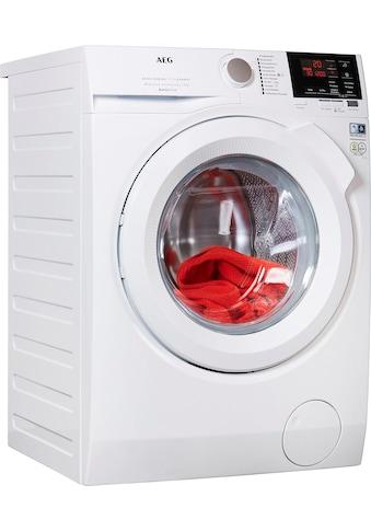 AEG Waschmaschine »L6FB68480«, Serie 6000, L6FB68480, mit AutoDose & WiFi Steuerung kaufen