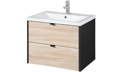 WELLTIME Premium - Waschtisch »Alaska«, Waschplatz, Breite 60 cm, 2 - tlg. kaufen