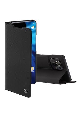 Hama Smartphonetasche »Smartphone Booklet, Hülle«, Slim Pro für Xiaomi Mi 11 5G Schwarz kaufen